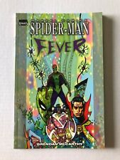 Spiderman Fever Rare OOP TPB/Graphic Novel McCarthy Marvel Knights Comics 2010