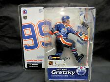 WAYNE GRETZKY, Edmonton Oilers, Legends Series 2 McFarlane Figure, New In Box