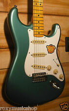 demo Fender® Squier® Classic Vibe '50s Stratocaster Sherwood Green Metallic