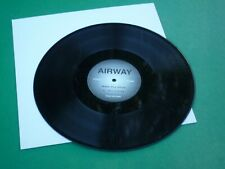 "AIRWAY - MAKE YOU SHINE 12"" LP RECORD PSM001 45RPM 33RPM MONSTER BEAT DUB VOCAL"