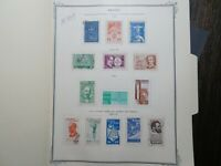 Brazil 118 Mint & Used On Pages / 1959 - 1965 - M384