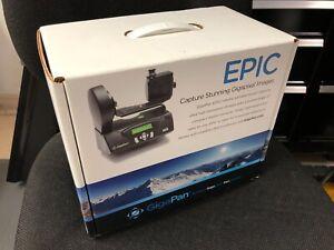 GigaPan EPIC Robotic Camera Mount w/Gigapan license