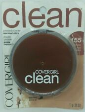 CoverGirl CLEAN Pressed Powder Foundation Normal Skin CHOOSE YOUR SHADE New