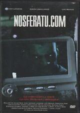 Nosferatu.com Julien Dève horror movie film d'horreur Found Footage DVD z2 VF