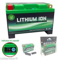 Batterie Lithium Moto Garantie  YTZ14S-BS KTM 990 SMT / 990 SUPERMOTO R RC 1190