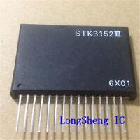 1PCS STK3152III Encapsulation:SIP-ZIP,Aluminum Electrolytic Capacitor