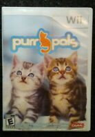 Purr Pals Nintendo Wii Complete Tested Rare Video Game Simulation