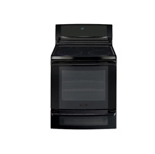 "Electrolux Ew30Ef65Gb 30"" Black Freestanding Electric Convection Range #6909 Mad"