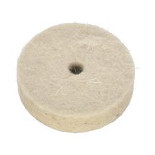BG1010WPW50 Sealey Wool Polishing Wheel Ø50 x 13mm 6mm Bore [Buffing Wheels]