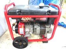 Generac 4000xl Extended Run Generator Industrial Generac Gn 220 Engine