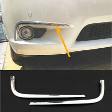 Chrome Matt Interior Door Handle Cover Bowl Trim 2PCS For Toyota Sienna 2011-17