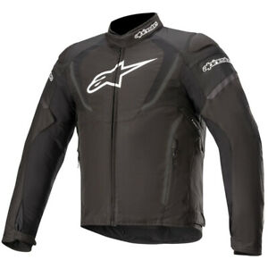 Alpinestars T-Jaws V3 Men's Waterproof Motorcycle Jacket Black