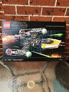 Brand New LEGO 75181 Star Wars UCS Y-Wing Starfighter