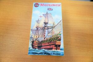 Airfix 08253-6 series 8 Mayflower Boxed Complete, Factory Sealed  Bag