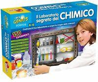 Lisciani- il laboratorio segreto del chimico- giocattolo