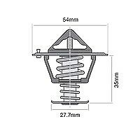 TRIDON THERMOSTAT FOR I.H.C.(Tractors&Off-Road Equip)(D/l)TD7E,884,884RC,884U