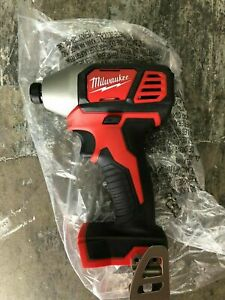"Milwaukee cordless 2656-20 1/4"" Hex impact driver M18 18V Lithium-ion - NEW"
