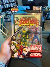 "Marvel Universe- Secret Wars 3.75""Figures Comic 2 Pack Spider-Man & Thunderball"