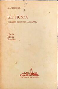 GLI HUNZA - RALPH BIRCHER - FIORENTINA 1972