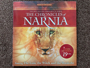 Chronicles of Narnia Flat Pack (2007, CDs) - Focus on the Family Radio Theatre