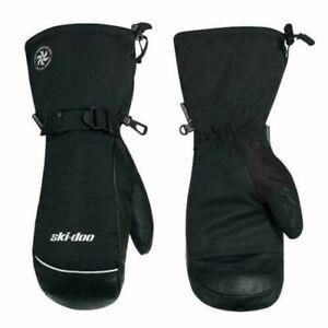 SALE New Ladies Ski-Doo Absolute 0 Mittens - Black - Size 2XL