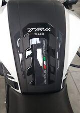 PARASERBATOIO in RESINA GEL 3D PROTEZIONE compatibile per moto BENELLI TRK 502