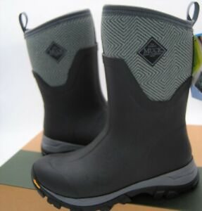 Muck Arctic Ice Mid Height Boots Extreme Grip Vibram Sole ALL COLORS Womens New