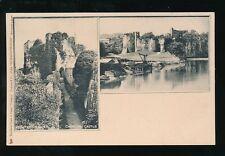 Wales Mon Monmouthshire CHEPSTOW Castle c1902 u/b Tuck #2392 PPC