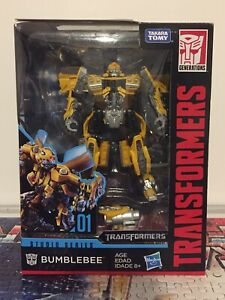 Transformers Studio Series 01 Bumblebee - SS01