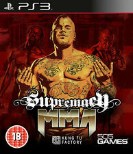 Supremacy MMA ~ PS3 (in Great Condition)