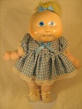 "13"" Porcelain Doll HANDMADE by MARTHA KIMBRO 1987 [Y59B]"