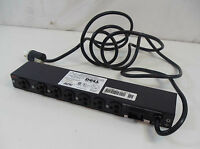 Used Dell Power Distribution Unit, Part Number: 43DRY (Power Strip, DMOR7RM-20T)