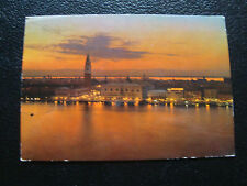 ITALIE - carte postale - venezia (nocturne) 1982 (cy25) italy