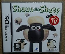 Shaun the Sheep (Nintendo DS, 2008)
