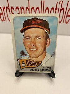 💎Brooks Robinson 1965 Topps Baseball #150 HIGH END SET BREAK🔥RAZOR SHARP NM!
