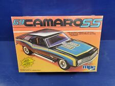 VINTAGE MPC 69 CAMARO SS FACTORY SEALED 1/25 SCALE MODEL KIT