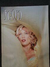 Madonna Icon official Magazine No. 38 2002 Swept Away
