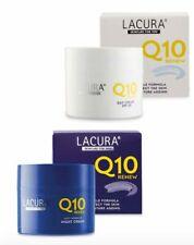 LACURA Q10 RENEW ANTI-WRINKLE FORMULA DAY AND NIGHT CREAM SPF 20 New UK Seller