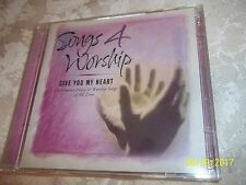 Songs 4 Worship: Give You My Heart Various Artists CD Aug-2001 2 Discs Time Life