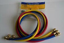 Yellow Jacket 21985 60 Hvac Charging Hoses Hav 60 Ryb Standard Fittings Set