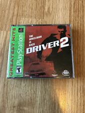 Driver 2 (Sony PlayStation 1, 2000) Ps1 Psone Psx One P1