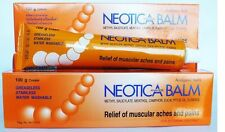 *BEST* 3 x 100g NEOTICA BALM Relief Muscular Aches And Pain Analgesic Cream Balm
