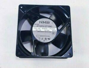 NMB, 4715FS-12T-B40, 133253-1, Box Cooling Computer Axial Fan 115VAC