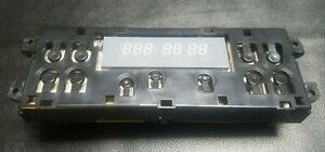 Pre-owned GE Oven Control Board Part# WB27T10411