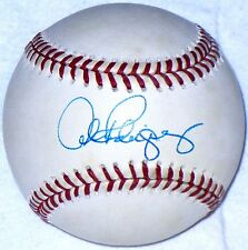 ALEX RODRIGUEZ SIGNED AUTOGRAPHED OFFICIAL MAJOR LEAGUE BASEBALL W/EXACT PROOF!