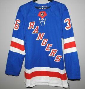 Authentic Adidas NHL New York Rangers #36 Hockey Jersey New Mens Sizes $190