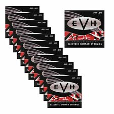 12 Sets Packs of EVH 942 Eddie Van Halen Premium Electric Guitar Strings (09-42)