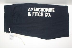 Abercrombie & Fitch Co. Black Slim Fit Mens Pajama Sleep Pants Large Soft Cotton