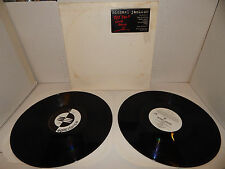 MICHAEL JACKSON The Don't Care About Us PROMO Double 2 LP 10 Tracks G/F Sticker