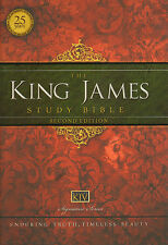 KING JAMES STUDY BIBLE (SECOND EDITION 2013)